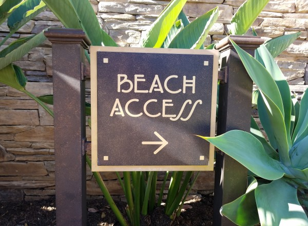 Beach Access Treasure Island Park Photos Laguna Beach California