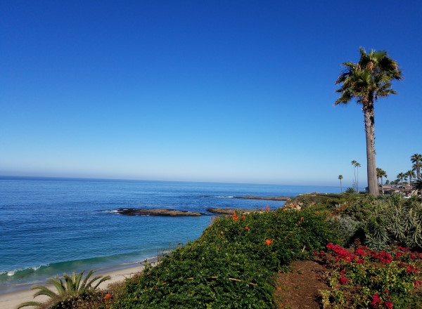 Treasure Island Park Laguna Beach California